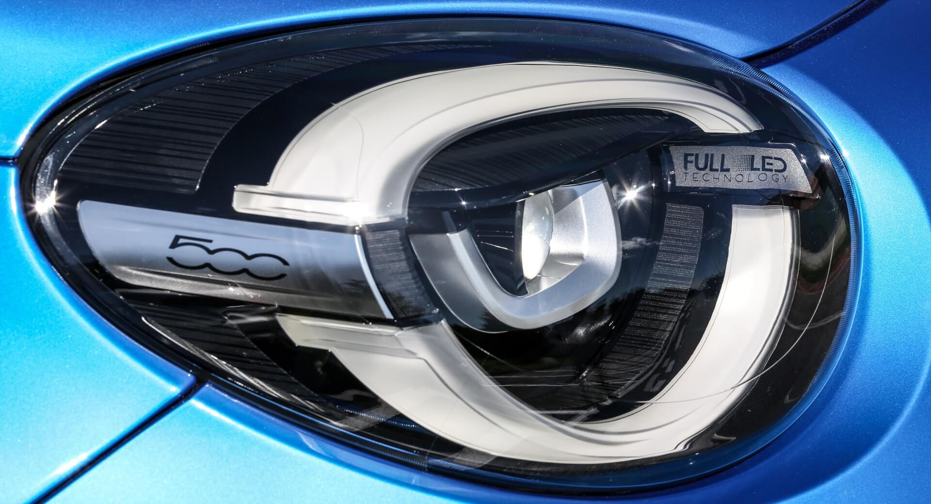 FIAT 500X - Extérieur