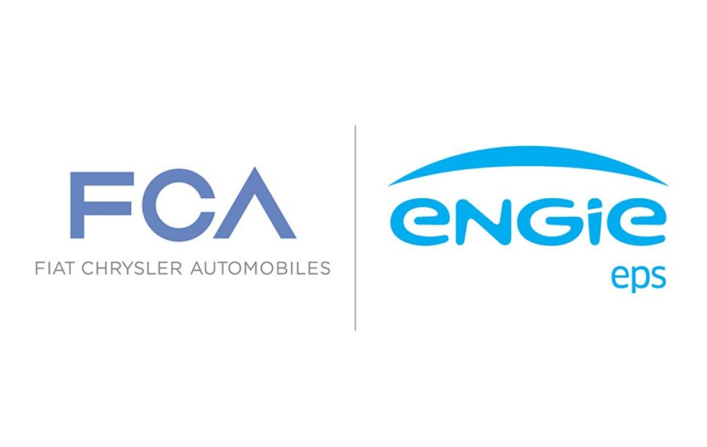 Fiat Chrysler Automobiles et ENGIE EPS